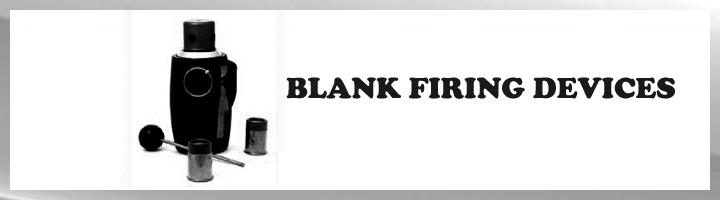 Blank Firing Devices
