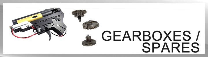 Gearboxes & Gearbox Spares