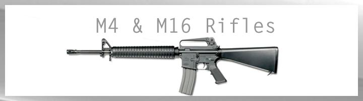 M4 / M16 Rifles
