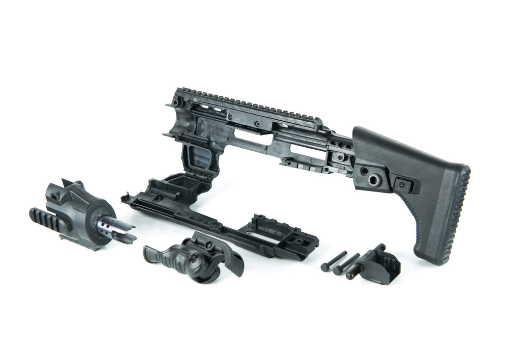 APS Carbine Conversion Kit for G17/G18 Series Airsoft GBB Pistols