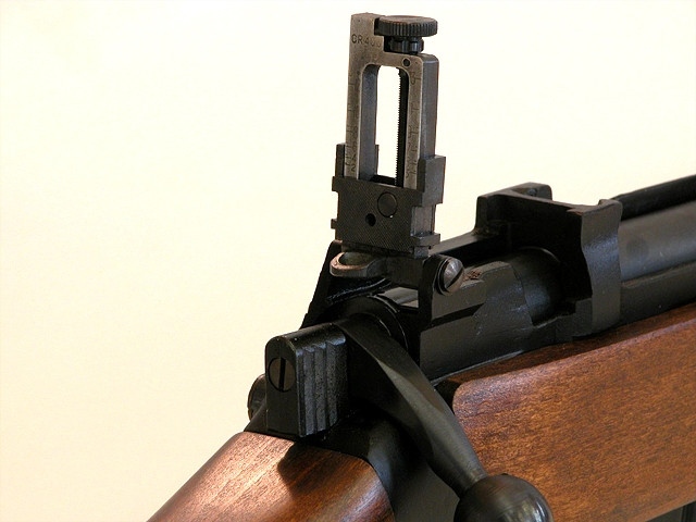 KTW Lee Enfield No 4 Airsoft Rifle with Beech Stock!