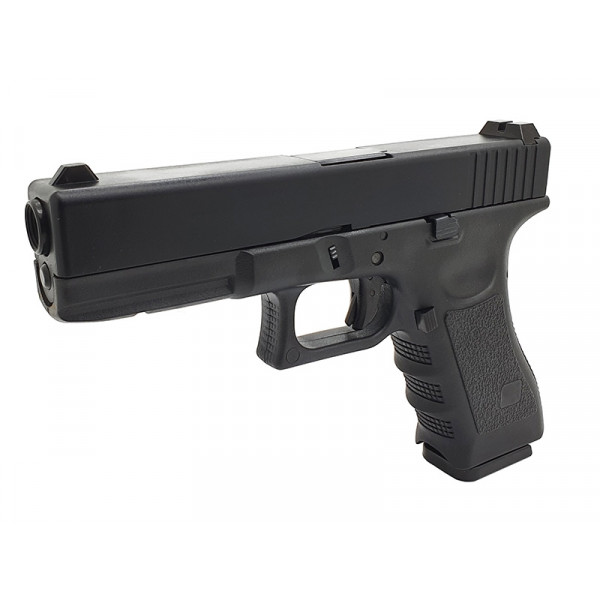 NEW! Army Armament G17 3rd Generation GBB Airsoft pistol - Black