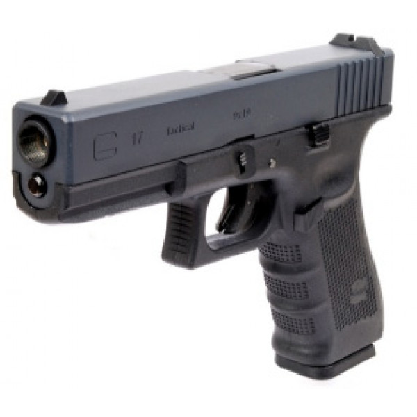 WE Glck G17 Gen.4 Tactical GBB Airsoft Pistol