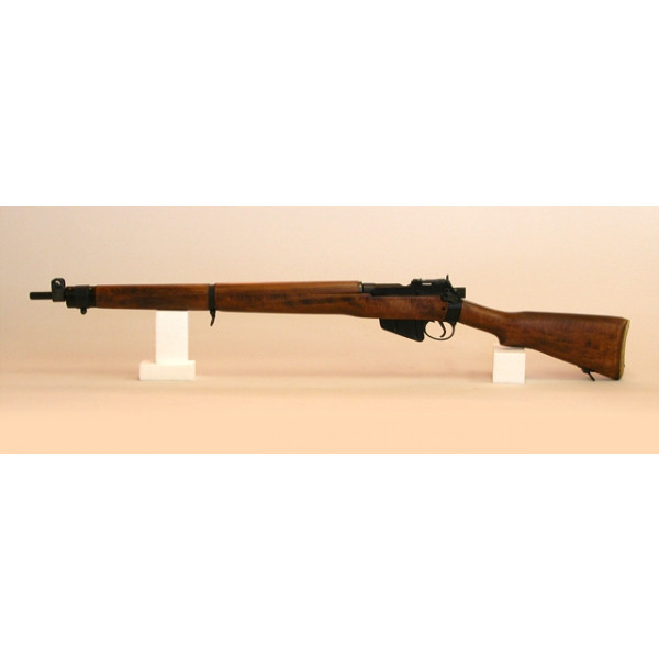 KTW Lee Enfield No.4 Airsoft Rifle with Beech Stock!