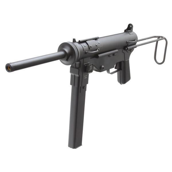 ICS WW2 M3 Grease Gun - Metal Airsoft SMG