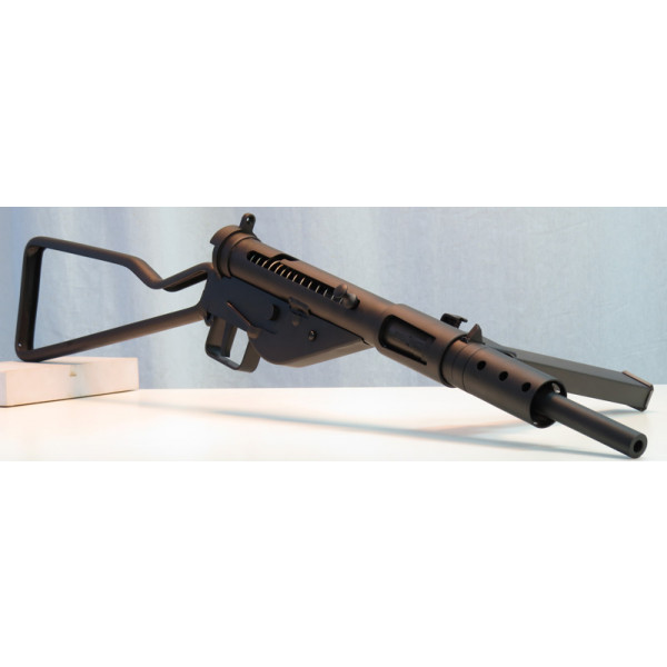 Northeast Airsoft STEN MkII (Late version) GBB Airsoft Rifle - Blued finish - Pre-order
