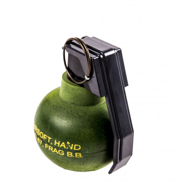 TAG Innovation TAG-67 Airsoft BB Shrapnel Grenade - Single Grenade