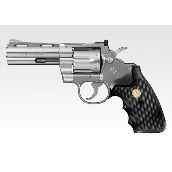 Tokyo Marui Colt Python .357 Magnum 4 inches stainless model - Air cocking