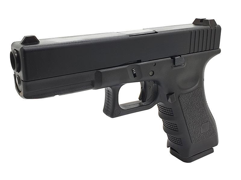 NEW! Army Armament R17 (G17) 3rd Generation GBB Airsoft pistol - Black