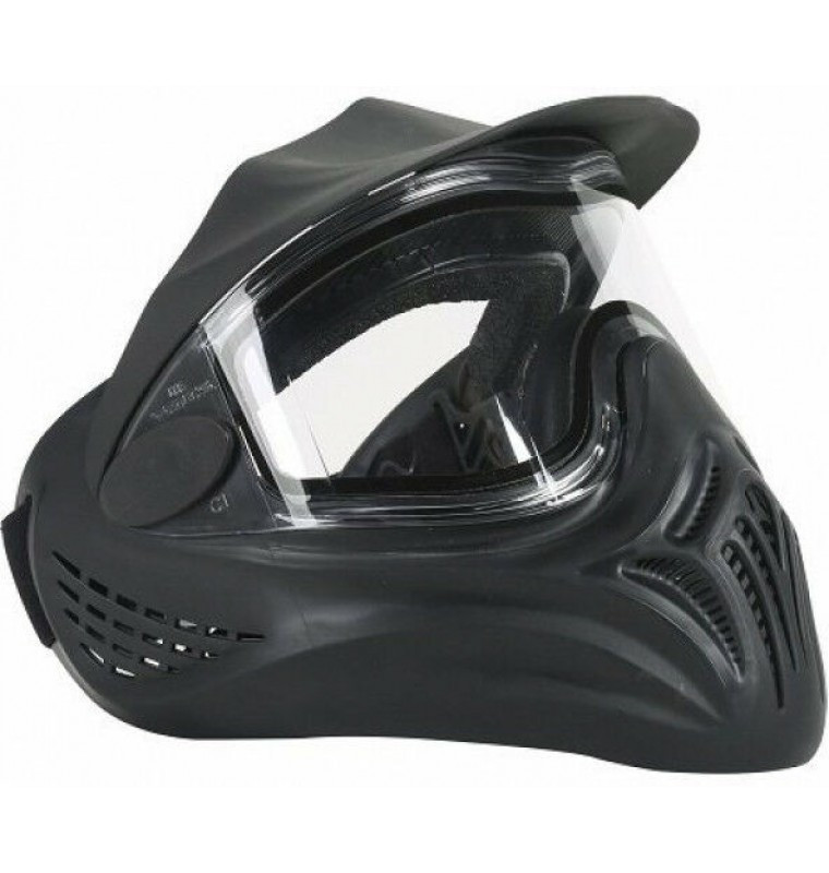 Empire Helix Goggles with thermal lens, Black.