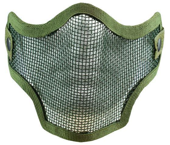 Valken Olive 2G Mesh Face Shield / Mask