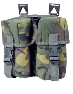 Web-tex DPM Double Ammo Pouch