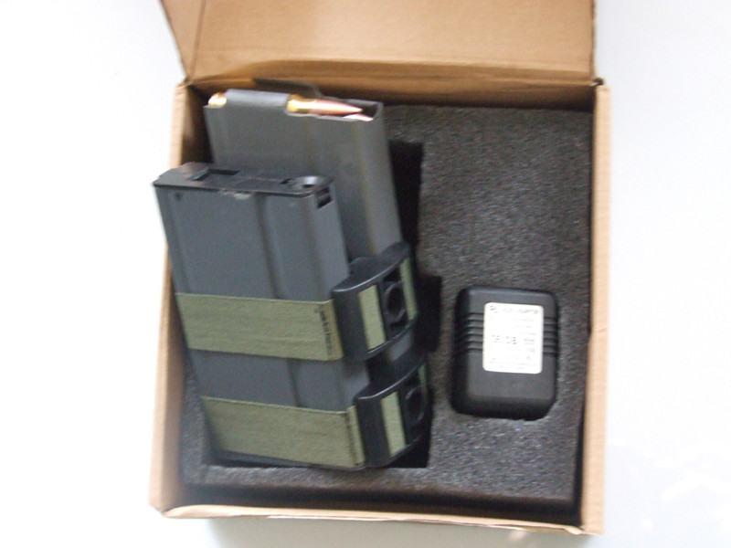 ACM M14 Dual-clamp 750rd Auto-mag