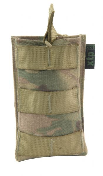 Pro Force Single quick release mag pouch - MultiCam