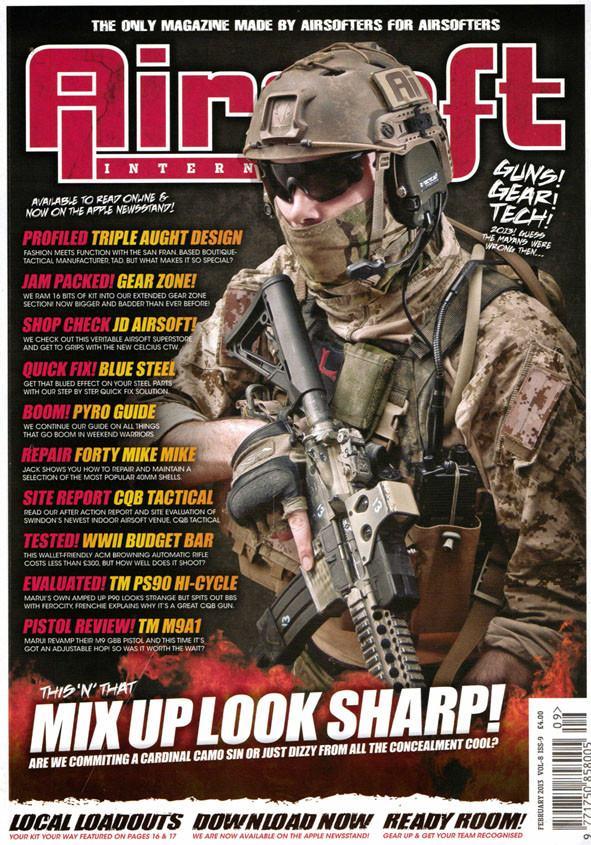 Airsoft International Volume 8 Issue 9 - February 2013