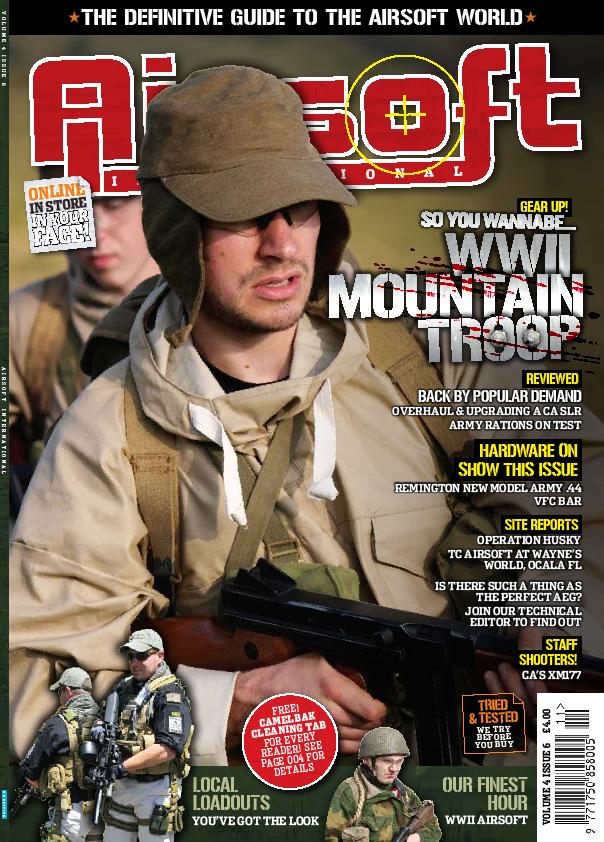 Airsoft International Volume 4 Issue 6 (November 2008)