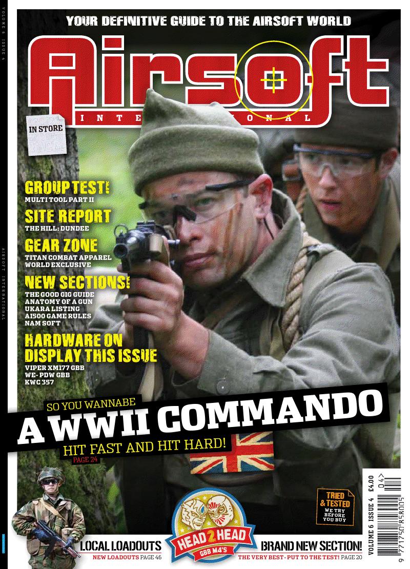 Airsoft International Volume 6 Issue 4 (September 2010)