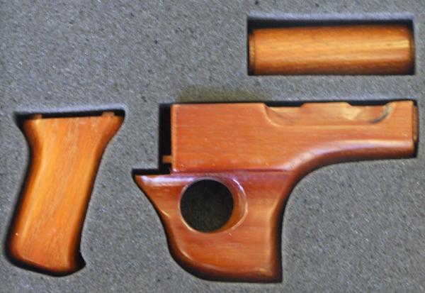 AKMSSU Wood Kit