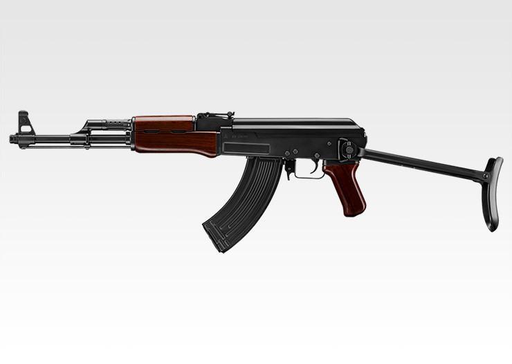 Tokyo Marui Aks47 Next Gen Recoil Shock Airsoft Rifle Airsoft Bb Guns