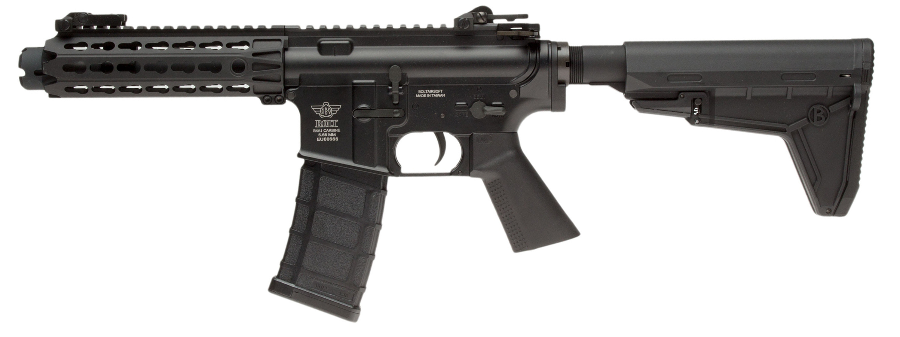 Bolt B4 Rebel - EBB Airsoft Rifle