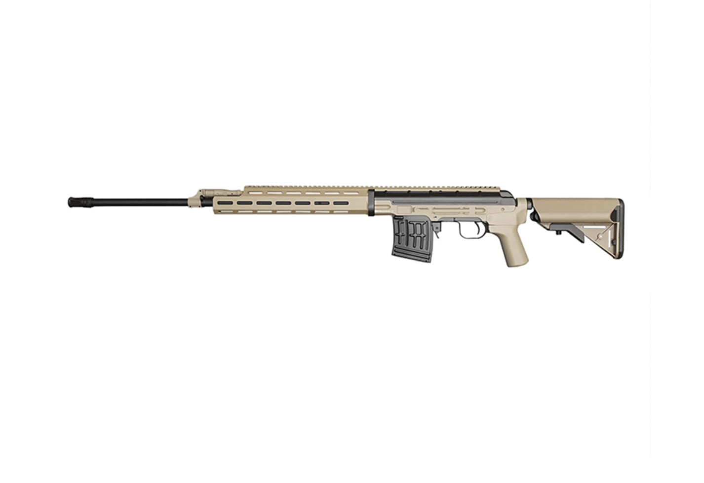 CYMA CM.057B Dragunov Airsoft Rifle - Tan