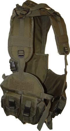 CoverT Hydration Assault Vest
