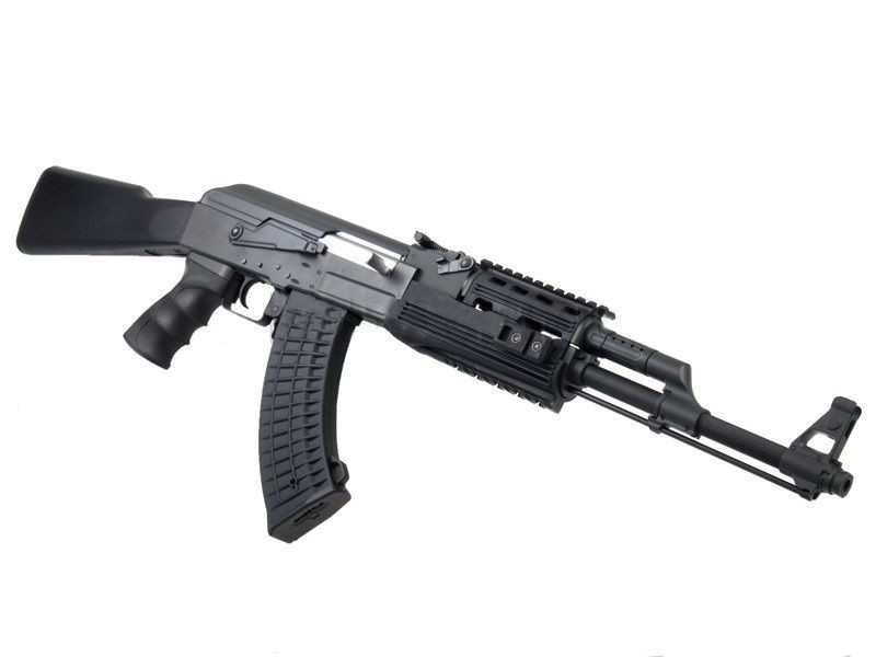 Cybergun Branded JG AK47 Tactical AK with Full Stock and FREE extra magazine!