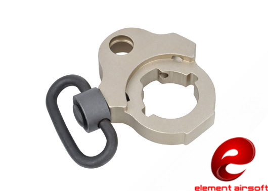 Element PWS Tactical Stock Base Sling Adapter for M4 AEGs