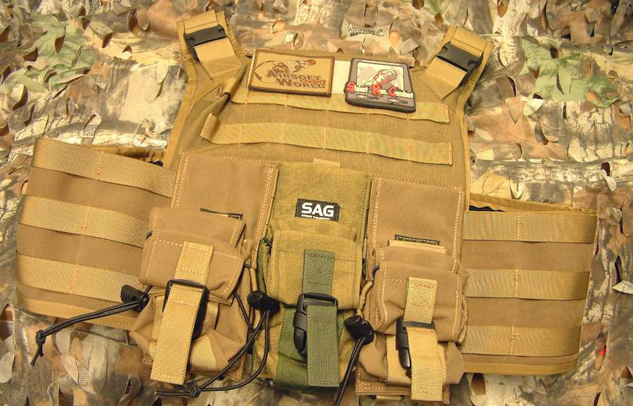 SAG Micro Plate Carrier (MPC) - CB