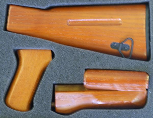 AK74 (031) Wood Kit