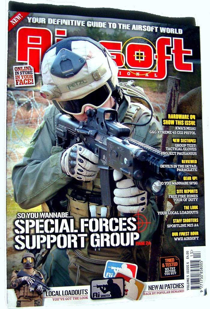 Airsoft International Volume 5 Issue 6 (November 2009)