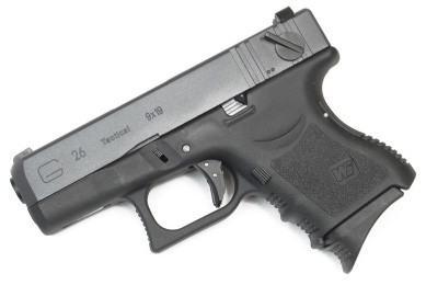 WE Glck G26 Airsoft Pistol Gen. 3