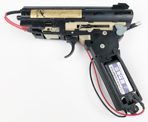 D-Boys Complete V3 AK or G36 Version 3 gearbox -Front wired