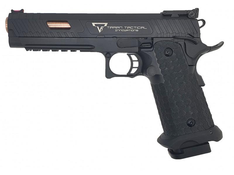 Jag Precision x Taran Tactical International Licensed John Wick 3 (JW3) Combat Master Gas Blowback Airsoft Pistol