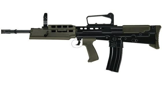 ICS L85 A2 Airsoft Rifle AEG