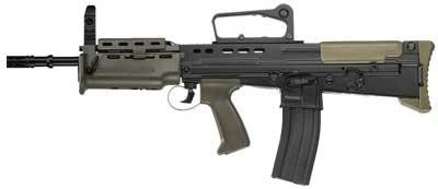 ICS L85 A2 Carbine Airsoft Rifle AEG