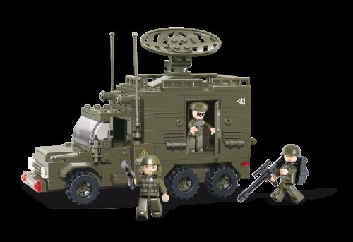 SLUBAN Radar Car M38-B0300