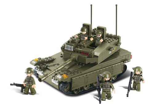 SLUBAN Merkava Tank M38-B0305