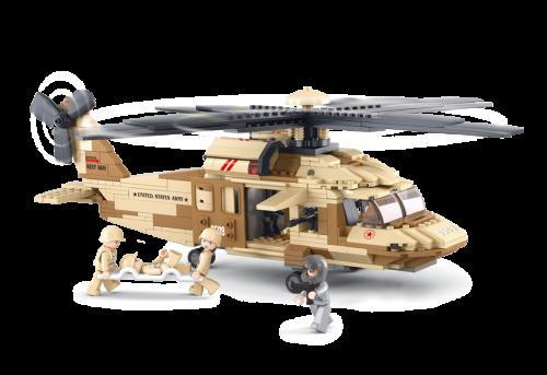 SLUBAN Utility Helicopter M38-B0509