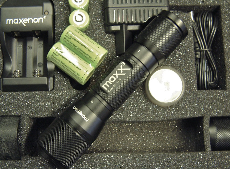 Maxenon - Maxx3 Sniper Tac-light Kit
