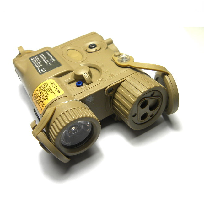 Element AN/PEQ 16 battery box - Tan