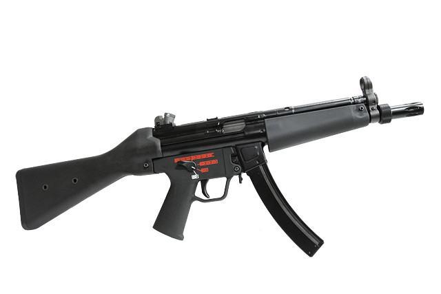 WE MP5A2 Apache GBB Airsoft SMG