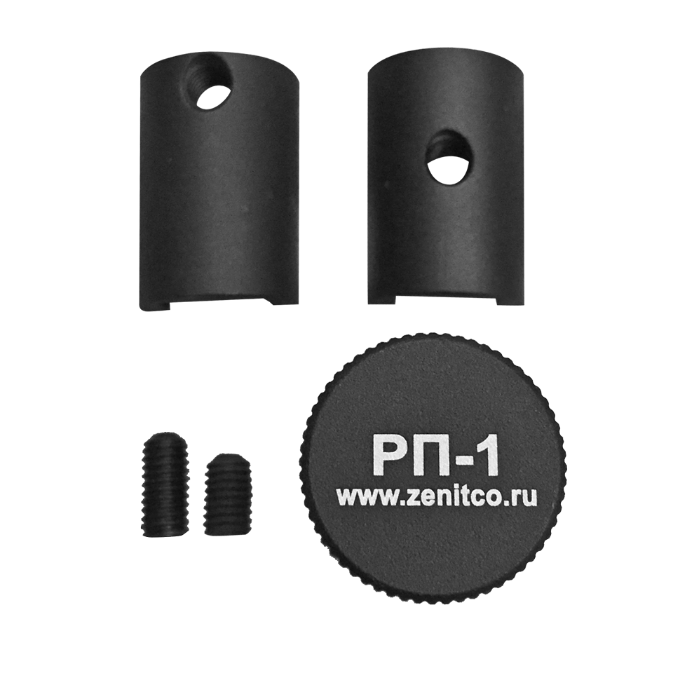 TWI Extended Charging Handle Knob - Black