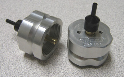 Speed Airsoft Premium Propane Adaptor V2