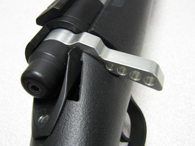 SPEED M28 Rifle Bolt Handle - CNC Black