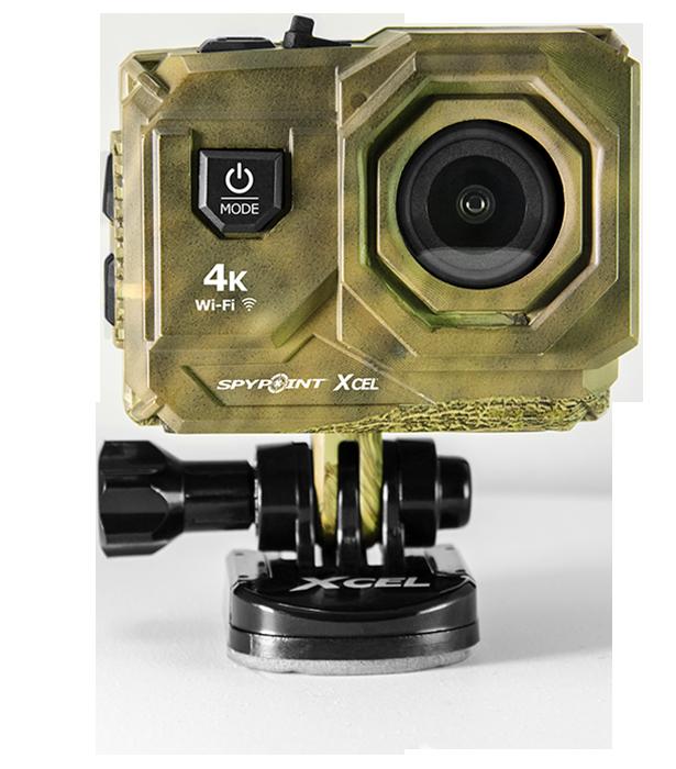 XCEL 4K Sports Video Camera