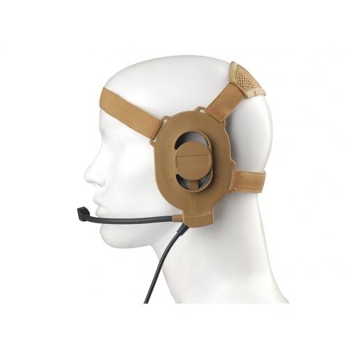 Z Tactical Bowman Elite II Headset - Tan