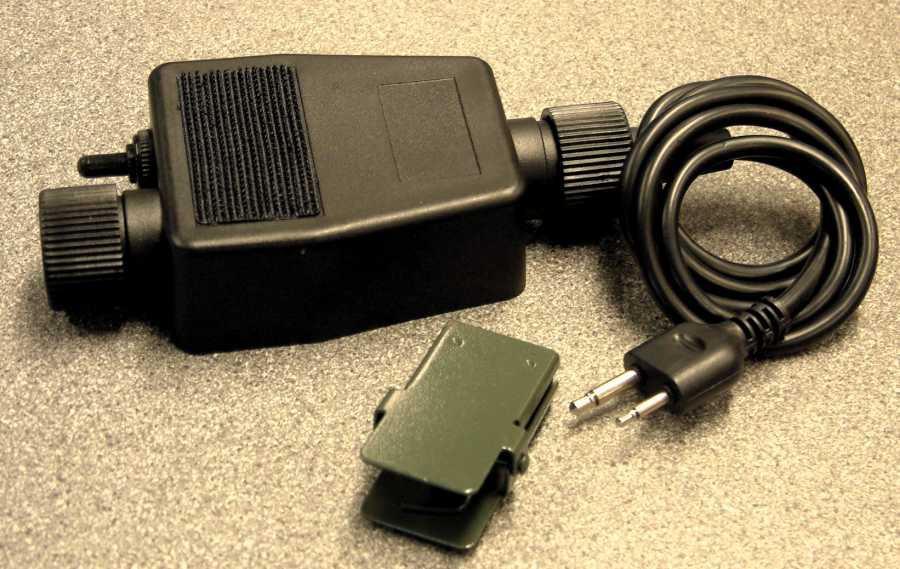 Z Tactical TEA PTT - ICOM
