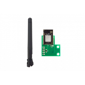 TrainShot Airsoft Smart Airsoft Targets - Long Range Radio Antenna Module for Electronic Unit 1.0 - UPGRADE