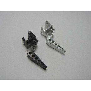 SPEED Airsoft Aluminium Blade AK Series (Version 3) trigger - Silver